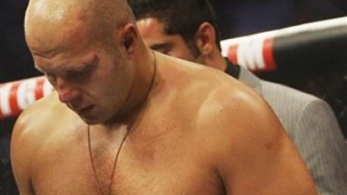 """""""Maybe it's time to leave"""", says Fedor"""