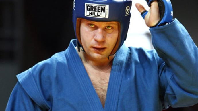 Younger brother grants Fedor another Russian sambo title