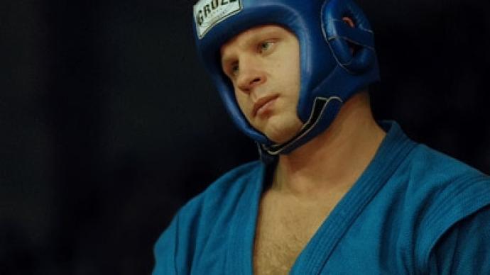 Fedor still considered best fighter in MMA