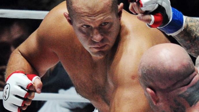 US remains best place for MMA – Fedor