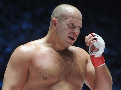 Emelianenko enters Ishii New Year brawl as favorite