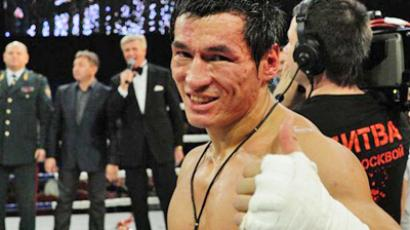Batukhan claims another kickboxing title