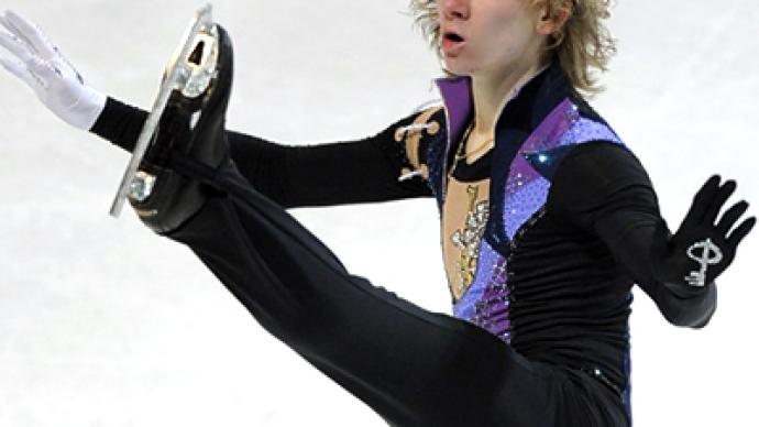 Two medals for host Russia at figure skating Worlds