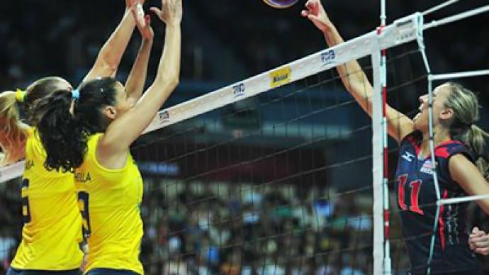 US defend FIVB World Grand Prix crown