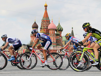 Katyusha cyclist claims Five Rings of Moscow race for second year running
