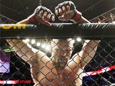 Former UFC champ destroyed in first round