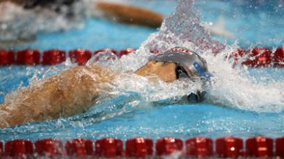 Phelps sets new Olympic medal record