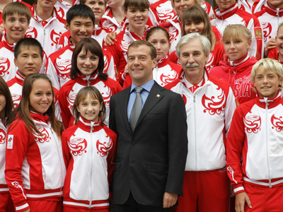 Russian pentathletes turn to Cyprus for London 2012 preparations