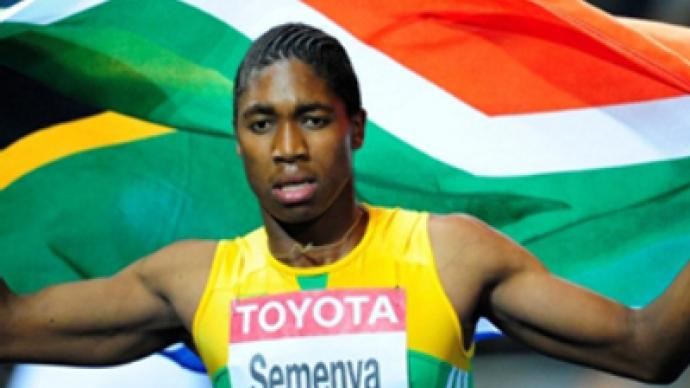 Gender test shock over shemale athlete