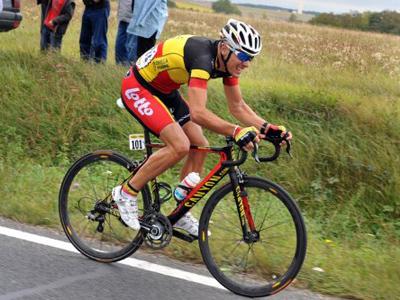 Golden Bicycle award goes to Belgium
