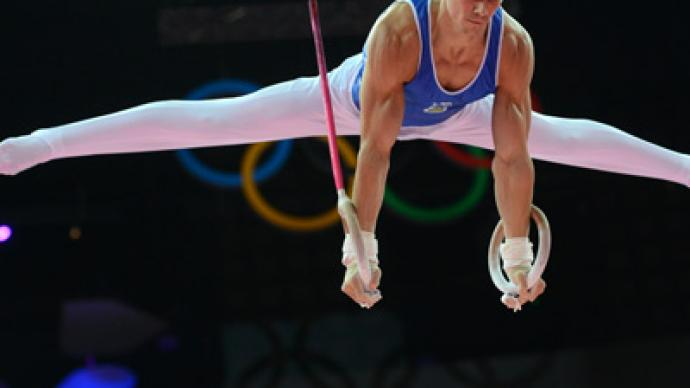 Ukraine's top gymnast wants to compete for Russia