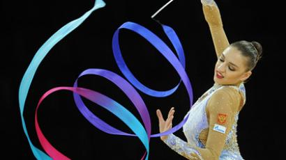 Russia making right steps to maintain rhythmic gymnastics domination