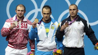 Bronze day for Russian gymnasts