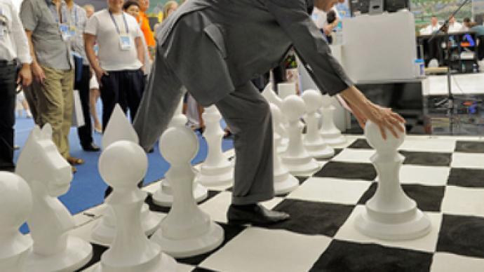 Ilyumzhinov re-elected FIDE president