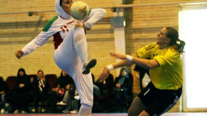 Saudi women's London 2012 prospects still in question