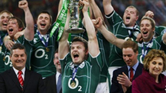 Ireland claim their first Six Nations Cup in 61 years