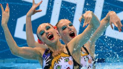 5-time Olympics winner Davydova to train Synchro champs for Russia