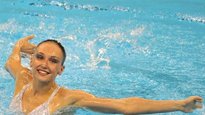Russians continue to impress at Aquatics World Championships