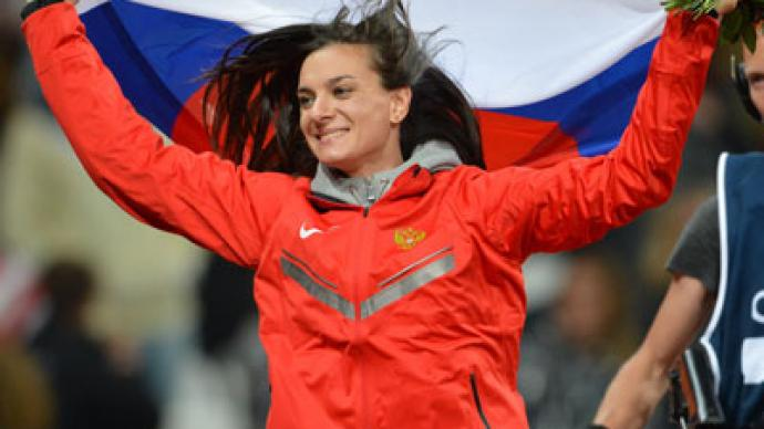 'Isinbayeva to compete until Rio Olympics,' - coach