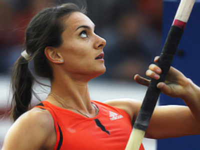 Pole-vault queen considers a year off