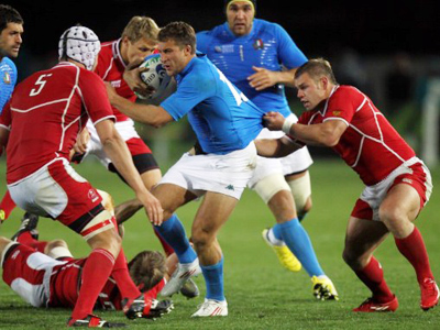 Russia reshuffles ahead Ireland clash at RWC