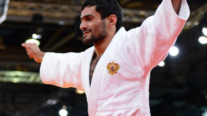 Judo gold opens Russia's Olympic medal account