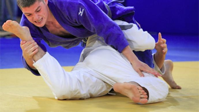 Olympic tickets at stake at Moscow's Judo Grand Slam