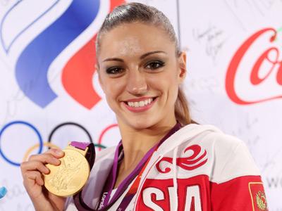 Swan song for rhythmic gymnastics diva Kanaeva (VIDEO)