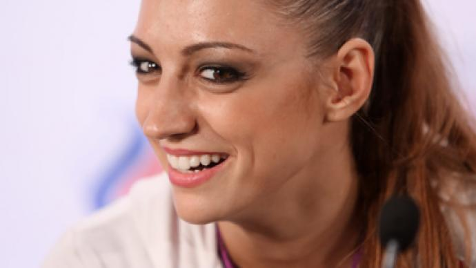 Kanaeva denies marriage rumors
