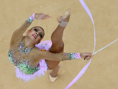 Gymnastics diva Kanaev announces retirement