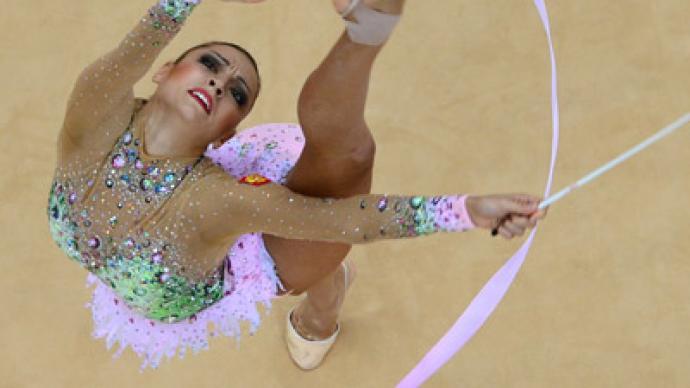 Wedding bells for gymnastics diva Kanaeva (PHOTOS)