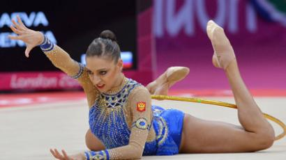 I'm still here: Kanaeva denies retirement reports