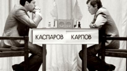 Kasparov keeps his lead in Karpov duel