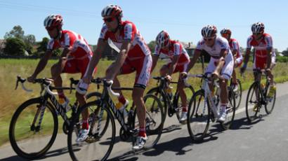 Katusha denied Giro wild card