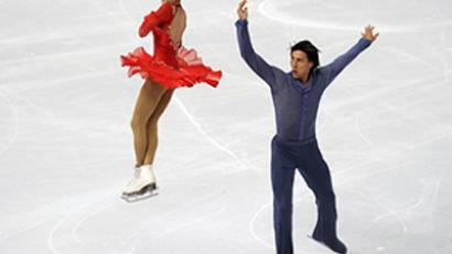 Russian figure skaters, gone missing in Tokyo quake, found