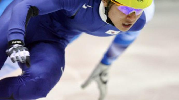 S. Korean short-track legend gains Russian citizenship to fulfill Sochi dream