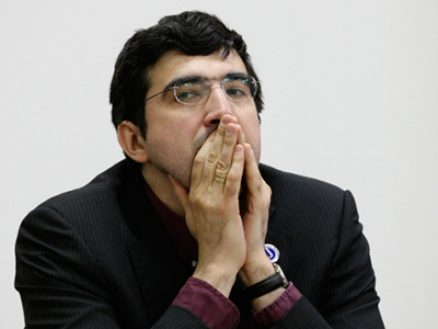Anand and Gelfand kick off Moscow chess crown battle