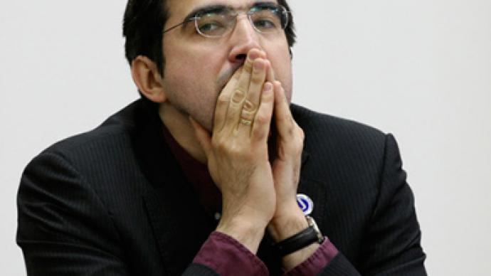 Chess grandmaster Kramnik to retire at 40