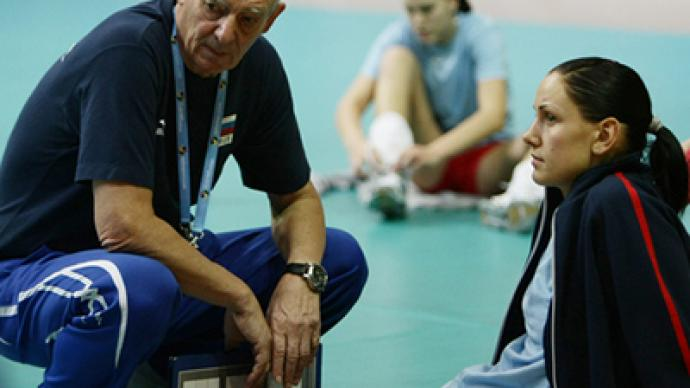 """""""We'll look for gold in London 2012"""" – Russia's volleyball coach"""