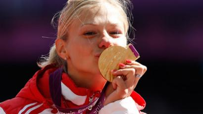 Discus thrower earns fifth gold for Russia at London Paralympics