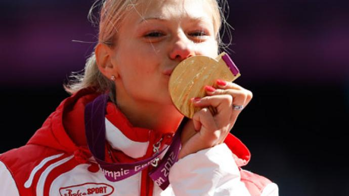 Two track-and-field golds added to Russia's Paralympic collection