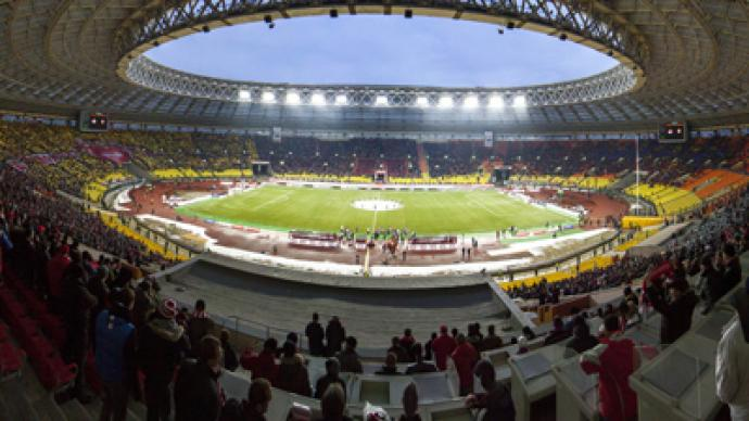 Luzhniki, Russia's biggest stadium, slated for demolition