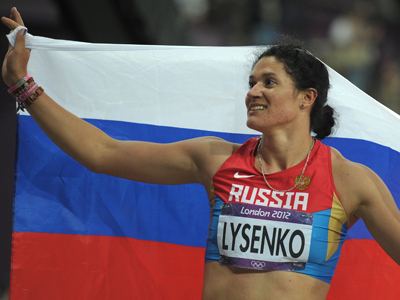Russians one-two winners in Olympic walk