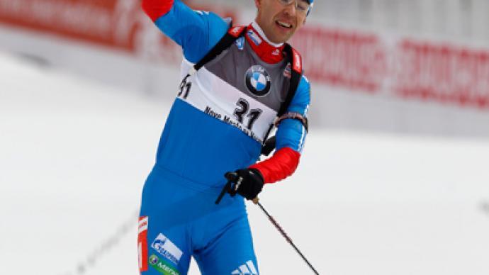 Biathlete Makoveev wins Nove Mesto individual race