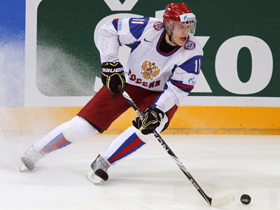 Malkin falls vacant to strengthen team Russia at World Champs