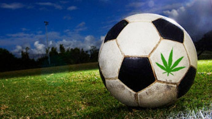 Marijuana business burns Dutch keeper