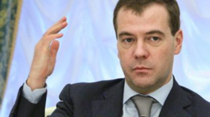 """Those responsible have to resign"" – Medvedev on Olympics"