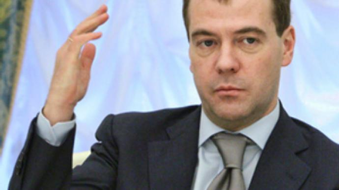Medvedev to award Russian Olympians