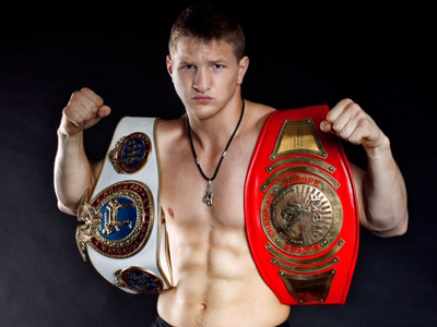 Ukrainian kickboxers steal thunder in Moscow W5 event