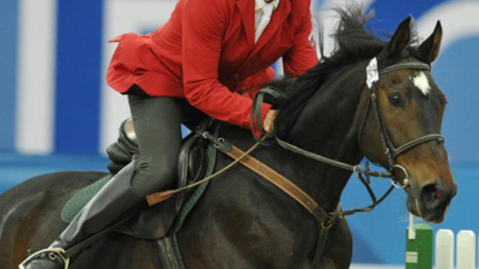 Russian modern pentathlon team cautiously optimistic ahead of London Olympics
